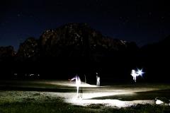 Flashlight Experiments. Camera; Mamiya RB 67 Pro S. Location: Tragöss/Grüner See, Austria.