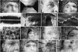 Double Exposure Film Photography