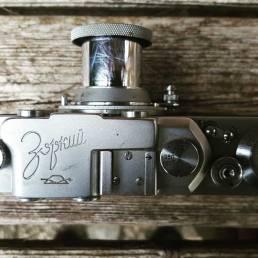 Zorki 1 Analog Soviet Film Camera