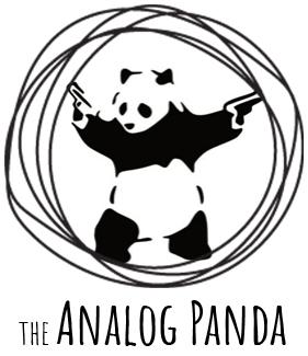 The Analog Panda - Zep Wernbacher. Analog Film Photography - Some do Yoga, I do Film.